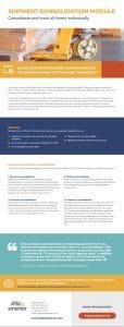Image shipment consolidation factsheet